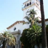 Santa Barbara Couthouse